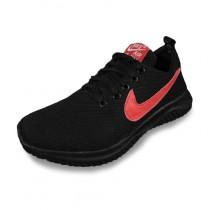 Men's Black Cobra Lace Up Shoes