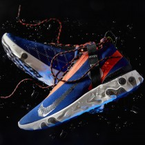 Nike React Runner Mid WR ISPA Blue Void Black