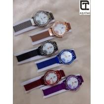 AQUA TIME magnetic watch