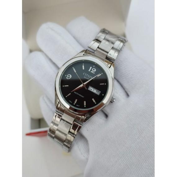 Citizen Day Date Chain Watch HW-270