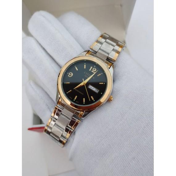 Citizen Day Date Chain Watch HW-273