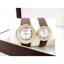 Eid Collection Couple Watch Gift Set HW-109