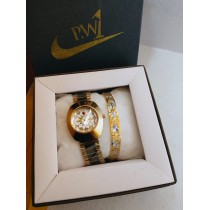 Eid Collection Men's Watch Gift Set HW-116
