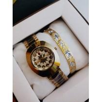Eid Collection Men's Watch Gift Set HW-117