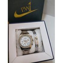 Eid Collection Men's Watch Gift Set HW-120