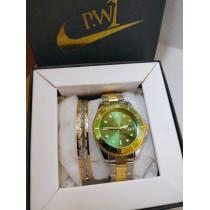 Eid Collection Men's Watch Gift Set HW-121