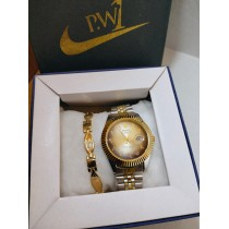 Eid Collection Men's Watch Gift Set HW-122