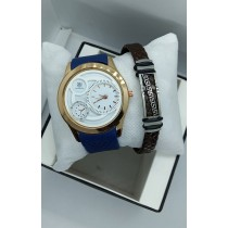 Gents Belt Watch with Bracelet HWP-067