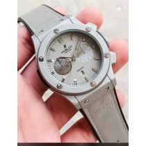 Hublot Geneve Stylish Strap Watch HW-7833