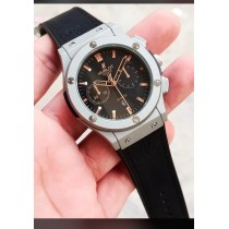 Hublot Geneve Stylish Strap Watch HW-7834