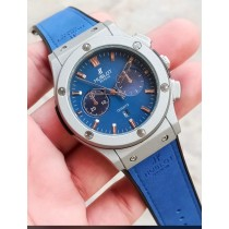 Hublot Geneve Stylish Strap Watch HW-7835
