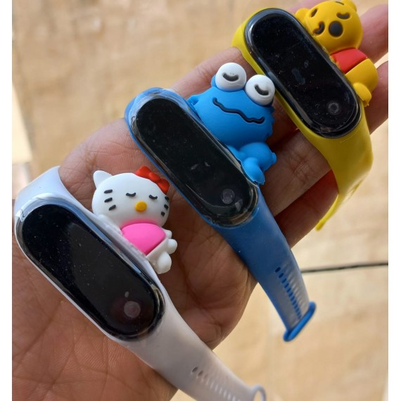 Pack of 2 Kids Collection Character Watch