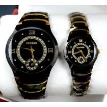 Rado Diamond Couple Watches