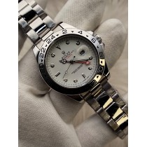 Rolex Explorer 2 Steel Chain Watch