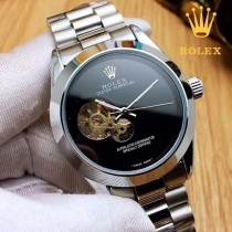 Rolex Oyster Perpetual Skeleton Automatic Watch