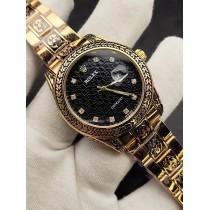 Rolex Super Engraving Chain Gents Watch HWP-085