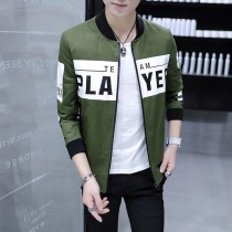 New Men Team Player Cool & Stylish Bomber Jacket