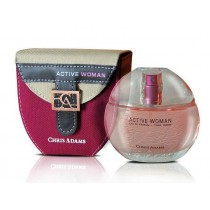 Active Woman Perfume by Chris Adam