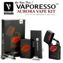Vaporesso Aurora Lighter Shaped Vape 650mAh
