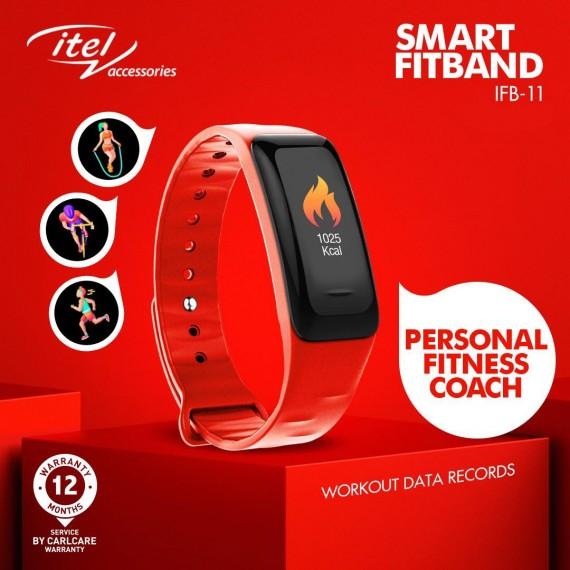 Itel Stay Active Smart Band-IFB-11