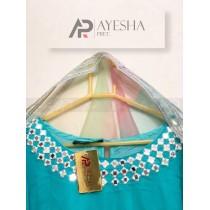AYEZA KHAN FANCY 3PCS BY AYESHA PRET