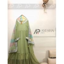 AYEZA KHAN FANCY 3PCS BY AYESHA PRET MS-0628