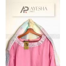 AYEZA KHAN FANCY 3PCS BY AYESHA PRET MS-0629