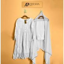 AYEZA KHAN FANCY 3PCS BY AYESHA PRET MS-0630
