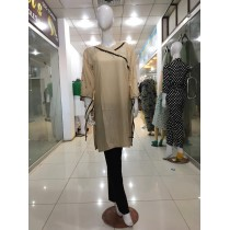 New Stylish Design Long Sleeves 2pcs Suit MB-38
