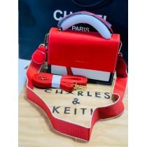 Charles & Keith Stylish long strap bag