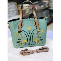 Embroidered Crossbody Bag FHB-159