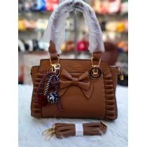 Kate Spade And Keychain Handbag