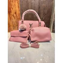 3pcs Set Louis Vuitton Crossbody Hand Bag