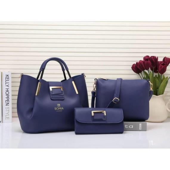 BONIA 3pcs Handbag