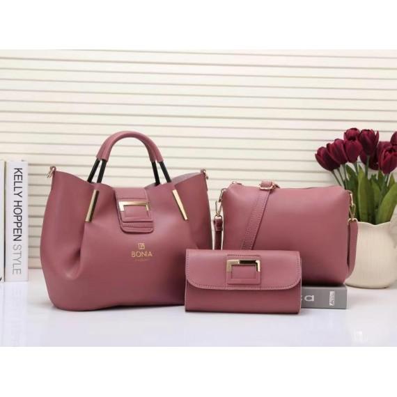 BONIA 3pcs Handbag FHB-2564