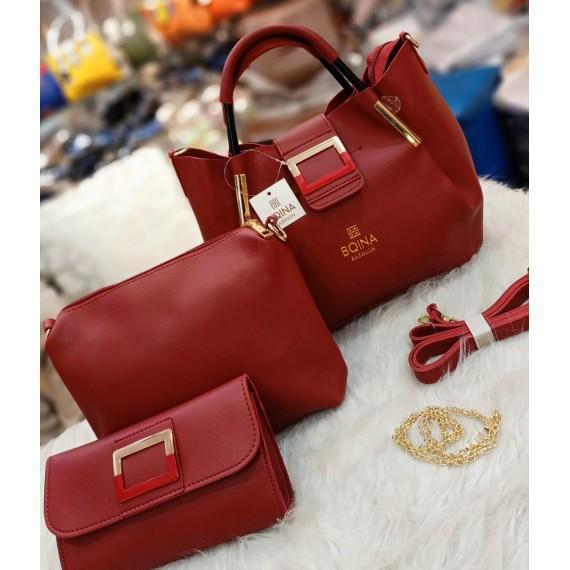 BONIA 3pcs Handbag FHB-2566
