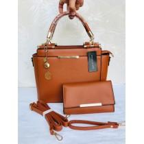 Charles & Keith Hand Bag Set FHB-241