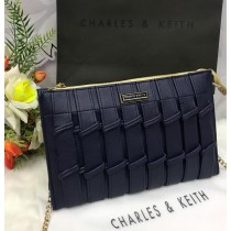 CHARLES & KEITH Soft Leather Bag FHB-116