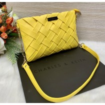 Charles & Keith Soft Leather Hand bags FHB-128