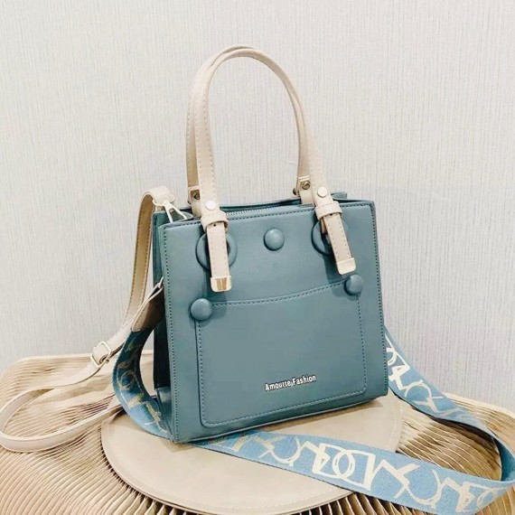 Eid Collection Stylish Bag with 2 Long-Straps FHB-2529