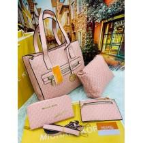 Michael Kors New Stylish 4pcs Handbag