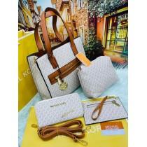 Michael Kors New Stylish 4pcs Handbag FHB-2586