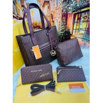 Michael Kors New Stylish 4pcs Handbag FHB-2587