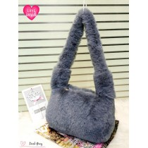 New Large Long Handle Furr Fluffy Crossbody Bags FHB-2523