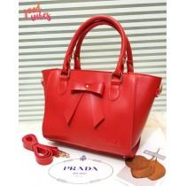 New Prada Handle Bow Crossbody Bag FHB-244