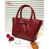 New Prada Handle Bow Crossbody Bag FHB-245