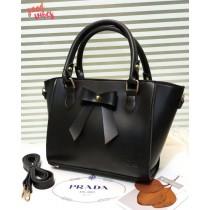 New Prada Handle Bow Crossbody Bag FHB-246