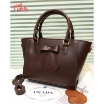 New Prada Handle Bow Crossbody Bag FHB-247