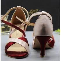 Haash Open Toe Heels