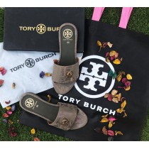 Heart Tory Burch Slipper